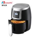 Gran capacidad como se ve en tv power industrial big hot professional cooker sin aceite freidora de aire profundo