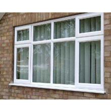 cadre de fenêtre en plastique de porte