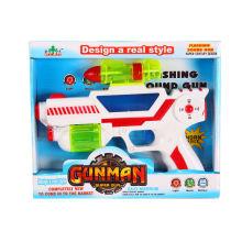 Электронный игрушечный пистолет 21,5 см