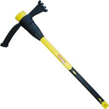 Mão ferramentas Mattock F/G longo eixo de pá pá de jardinagem/DIY