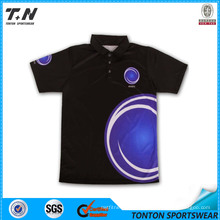Dry Fit Sport Polo Shirt 2014 (KSI-6-1B)