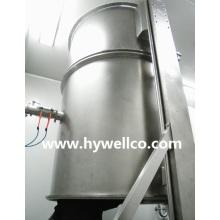 Máquina de secagem de granulação para cápsulas de comprimidos