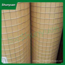 302,304,304L, 316, 316L stainless steel welded wire mesh