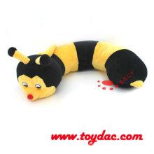 Gefüllte Biene Nackenkissen