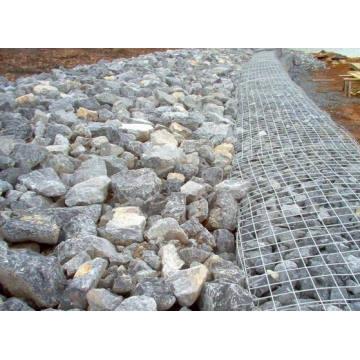 Galvanized River Bank Protect Gabion Basket/Gabion Box