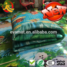 Best kids toy baby play mat soft promotional comfortable foldable baby mat