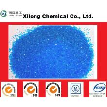 Fabrik-Versorgungsüberzug-Grad-Kupfersulfat / blaues Vitriol mit niedrigem Preis