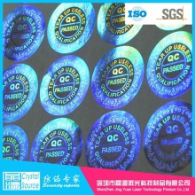 3D Waterproof Security Hologram Label