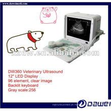 sistema de ultra-som animal e ultrassom veterinário para ovinos, suínos, bovinos, equinos etc.