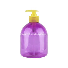 Пластиковая бутылка для лосьона для мытья рук для домашних животных, сделанная в Китае