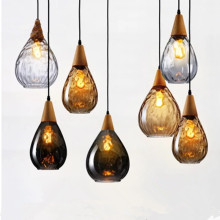 Mini Glass Pendants Lamps