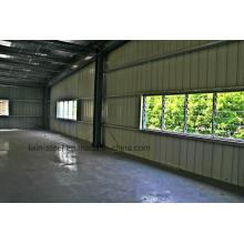 Erschwingliche Fertigteil Metallstruktur Stahlfabrik und Werkstattbau