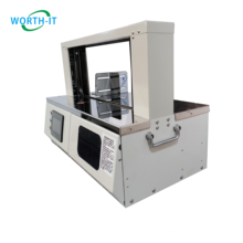 Fully Automatic paper opp tape banding machine for banknote buddle packing machine