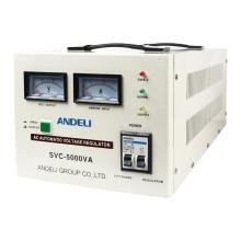 electric voltage ac stabilizer SVC-5000VA 5KW ANDELI