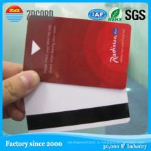 Низкая цена Контроль доступа Пассивная RFID-карта наклейки PVC