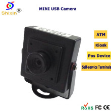 0.3MP 640*480 2.8mm USB Digital Mini Camera for ATM (SX-608)
