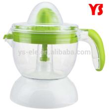 Blanco verde color manual plástico naranja juicer