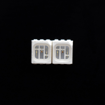 SMD 3528 RGB LED 6 pins 0.5W