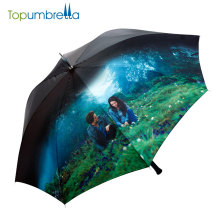 Trend 2018 L'Oreal Certified Wholesale Cheap Straight Custom Print Photo Design Umbrella With Logo Printing