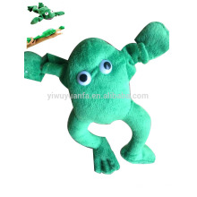 Flying Frog, Plush Slingshot Animales voladores con gritos