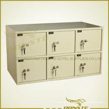 6 Doors Safe Deposit Box