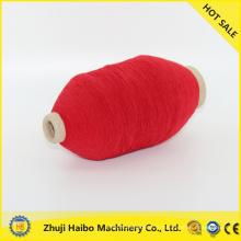 Cachemire soie mélangé fil de laine intelligente pour le fil couvert simple fil