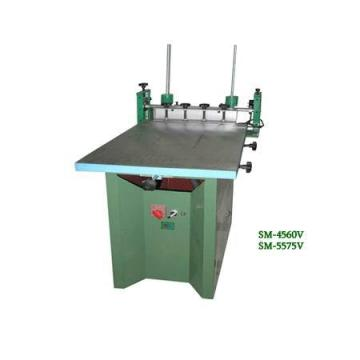 Manual vacuum table screen printer