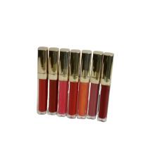 Brillo de labios mate modificado para requisitos particulares precio bajo de la venta caliente