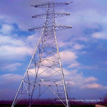 1000kv Double Circuit Linear Steel Pipe Power Transmission Tower