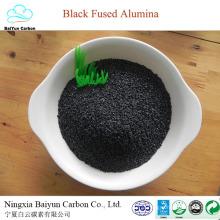 preço competitivo de corindo natural para moagem e polimento de alumina / corindo preto fundido