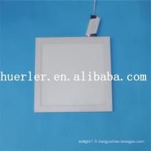 2014 nouveau plafond / ronde Aluminium et plastique 4w / 6w / 9w / 12w / 15w / 18w 100-240v 18w led surface panel light
