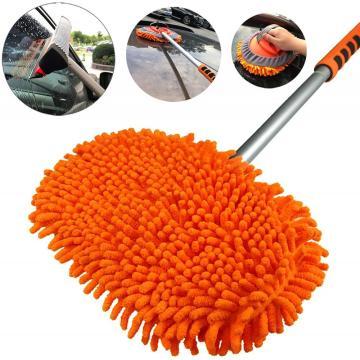Escova para lavagem de carros com cabo longo