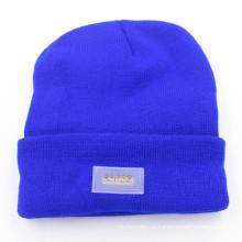 Unisex простой цвет моды светодиодные милые трикотажные Hat