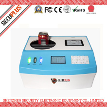 Bottle Liquid Threat Detector for Access of Gymnasium, Government SP1000