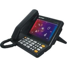 Цифровая видеодомофонная система безопасности с 8-зонной сигнализацией