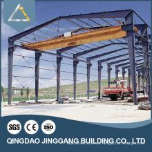 Estrutura CE de aço certificado para construção / oficina de armazém