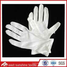 Обычная хлопчатобумажная перчатка