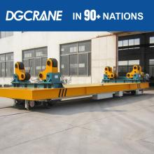industrial flatbed transfer trailer for transfer