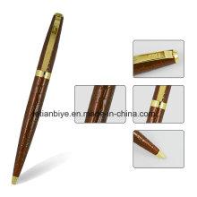 Caneta de metal curvo personalizado, caneta de presente de alta qualidade (lt-c813)