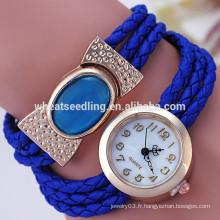 Montre bracelet haute qualité femme vogue