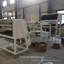 Máquinas de processamento de sal Máquina de classificação de cor do cinto CCD para classificador de cores de sal / sal