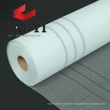 Tissu en maille de fibre de verre blanche