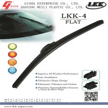 Univerisal Type Wiper Blade Flat Wiper Blade with Adaptors