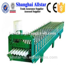 High speed floor tile making machine for sale