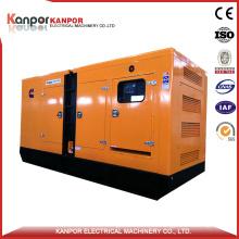 400kVA Doosan Diesel Silent Generator Set with Soundproof Weatherproof Enclosure