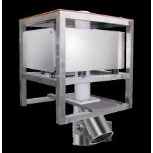 Máquina de detecção de queda de metal por gravidade