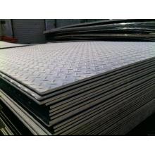 Placa de piso de aço inoxidável / 2b Placa de aço de chapa de aço inoxidável