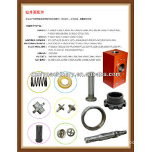 Fluid End Module for Mud Pump Valve box