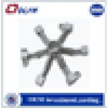 OEM стальной инвестиционный литье архитектурных деталей оборудования