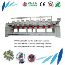 High Quality Embroidery Machine for Shoes and Hats